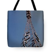 K T L A Channel 5 Tote Bag