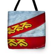 K2 Skis Tote Bag