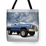 K5 Blazer Tote Bag