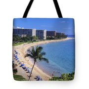 Kaanapali Beach Tote Bag