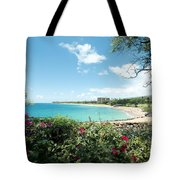 Kaanapali Maui Hawaii Tote Bag