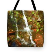 Lazy Flow Tote Bag