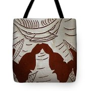 Kabaka Atuuse- The King Has Arrived - Tile Tote Bag