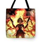 Kabaneri Of The Iron Fortress Tote Bag