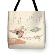 Kabuki Dancer From The Maiden Tote Bag