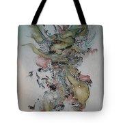 Kabuki Tote Bag
