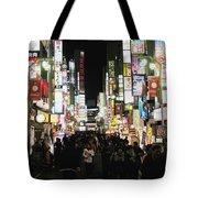 Kabukicho Tote Bag