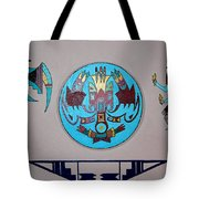 Kachina Dance Tote Bag