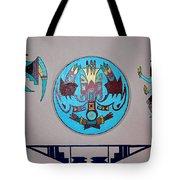Kachina Dance Tote Bag