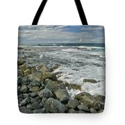 Kaena Point Shoreline Tote Bag