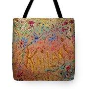 Kailani's Sweet Sixteen Tote Bag