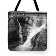 Kakabeka Falls Two Tote Bag
