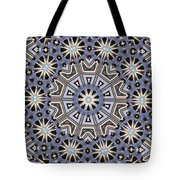 Kaleidoscope 104 Tote Bag