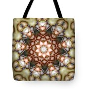 Kaleidoscope 108 Tote Bag