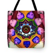Kaleidoscope 120 Tote Bag