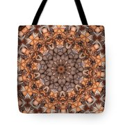 Kaleidoscope 121 Tote Bag
