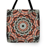 Kaleidoscope 127 Tote Bag