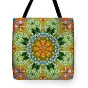Kaleidoscope 3 Tote Bag