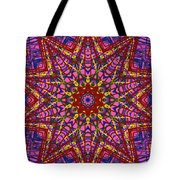 Kaleidoscope 816 Tote Bag