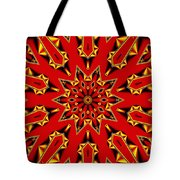 Kaleidoscope 89 Tote Bag