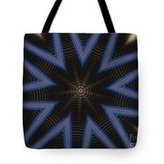 Kaleidoscope 90 Tote Bag