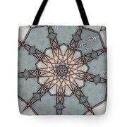 Kaleidoscope 92 Tote Bag