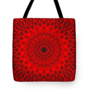 Kaleidoscope 957 Tote Bag