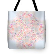 Kaleidoscope Abstract Tote Bag