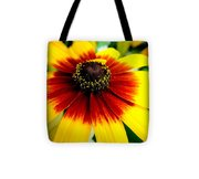 Kaleidoscope Bouquet Tote Bag