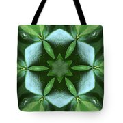 Kaleidoscope My Garden 3 Tote Bag