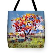 Kaleidoscope Of Colors Tote Bag