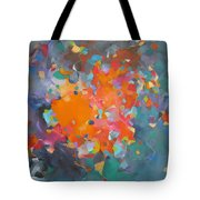 Kaleidoscope Of Colour Tote Bag