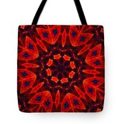 Kalidescope Abstract 031211 Tote Bag