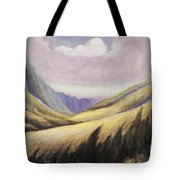 Kalihi Valley Art Tote Bag