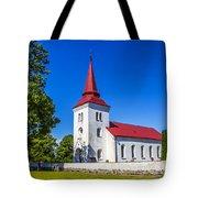 Kallstorps Kyrka Tote Bag