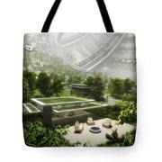 Kalpana One Houseing Tote Bag