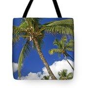 Kamaole Beach Tote Bag by Ron Dahlquist - Printscapes