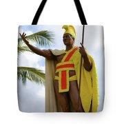 Kamehameha Tote Bag