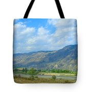 Kamloops  Tote Bag