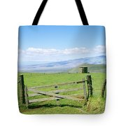 Kamuela Pasture Tote Bag by David Cornwell/First Light Pictures, Inc - Printscapes