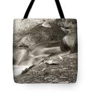 Kanaka Creek Bw Tote Bag