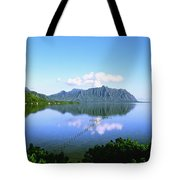 Kaneohe Bay Tote Bag