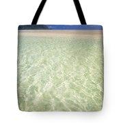 Kaneohe Sandbar Tote Bag