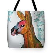 Kangaroo Water Tote Bag