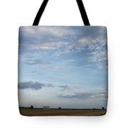 Kansas Barn  Tote Bag