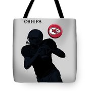 Kansas City Chiefs Tote Bag