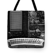 Kansas City Couch Tote Bag