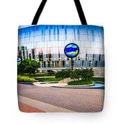 Kansas City Sprint Center Tote Bag