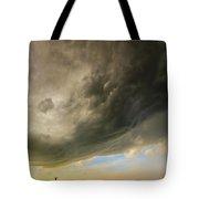 Kansas Storm Chasing 010 Tote Bag