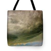 Kansas Storm Chasing 011 Tote Bag